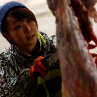 Gender shift under way as huntresses head to Japan's hills to cull pesky deer and boars