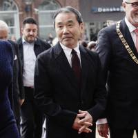 Murakami's new novel set for February release in Japan