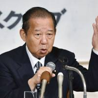 LDP secretary-general unhappy with Abe-Putin summit