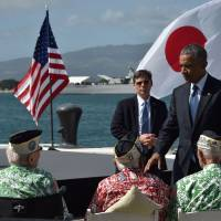 Full text of President Obama's speech at Pearl Harbor