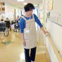 Japan's hale seniors offer vital help in nursing care of elderly peers