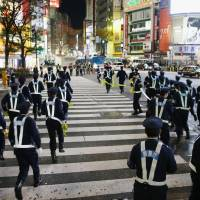 Shibuya's scramble crossing to go vehicle-free for New Year's Eve