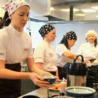 Japanese 'udon' chain cracks Russian market by catering to local tastes