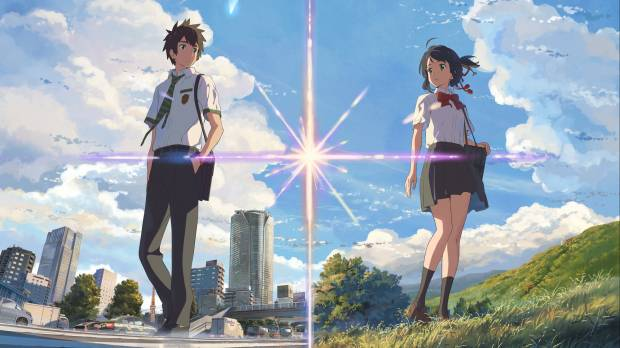 Japanese film 'your name.' wins LA film critics award for year's best animation