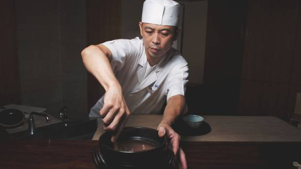 How Michelin's 'stardust' has changed Tokyo
