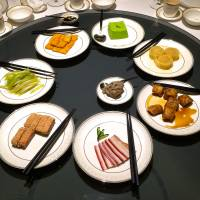 Reikasai has re-emerged with new premises in Ginza, offering classical dishes once served to the Chinese emperors. | ROBBIE SWINNERTON