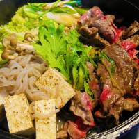 Sukiyaki, Japan's other New Year's meal