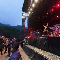 Babymetal hits the stage at this year's Fuji Rock Festival | JAMES HADFIELD