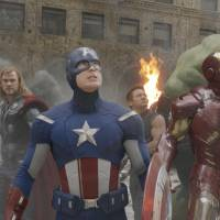 Third wave: According to writer Akihide Yanagi, the 2012 release of 'The Avengers' film kicked off a new wave of interest in American comics in Japan. | © 2011 MVLFFLLC. TM