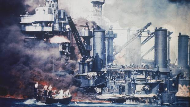 Memories of 1941 Pearl Harbor attack continue to affect U.S., Japan in Asia