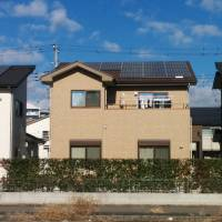 Too close for comfort: A new subdivision in Inzai, Chiba Prefecture, places houses within meters of each other. | PHILIP BRASOR