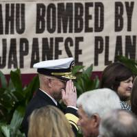 Is Abe the wrong messenger for Pearl Harbor?