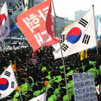 The politics of protest in Asian democracies