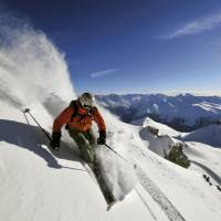 Klosters offers great alpine skiing and a royal touch