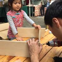 DIY — a power tool for distracting kids