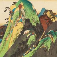 A Museum Journey: Traveling the Fifty-Three Stations of the Tokaido through Hiroshige's Prints