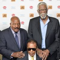 Sports Illustrated to present Ali Legacy Award to Abdul-Jabbar, Brown, Russell