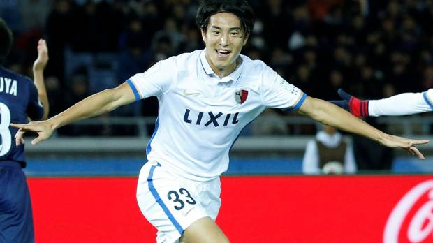 Antlers' Kanazaki provides winning header against Auckland City in Club World Cup opener