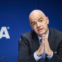 FIFA boss backs bigger World Cup