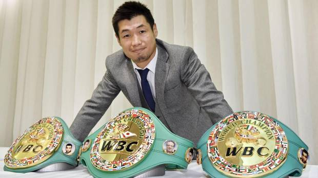 Decorated boxing champion Hasegawa hangs up his gloves