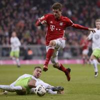 Arsenal to face Bayern again in Champions League