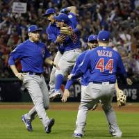 Cubs' World Series win named top sports story