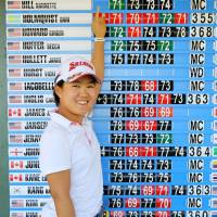 Hataoka earns LPGA Tour card