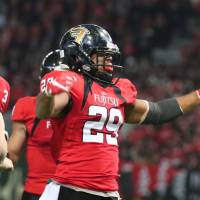 Cameron leads Frontiers to Japan X Bowl win over Seagulls