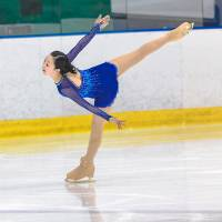 Akiko Suzuki, a two-time Olympian, who choreographed Moa Iwano's short program to 'The Little Prince,' says the young skater 'is an actress on the ice.'   LUCIER HO