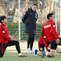 Reds' Ljubijankic calls for aggressive play against Antlers in second leg of championship final
