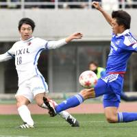 In-form Antlers looking to complete double in Emperor's Cup final