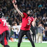 Fujitsu QB Cameron gains redemption with Japan X Bowl triumph