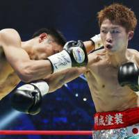 Super flyweight Inoue retains world title with sixth-round TKO of Kono