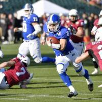 Kwansei Gakuin beats Waseda to win national collegiate title