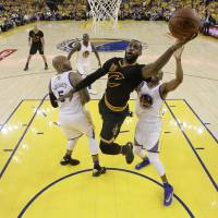 LeBron named AP's Male Athlete of Year