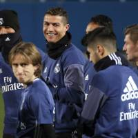 Real Madrid arrives in Japan for Club World Cup