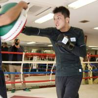 Murata keeps focus on upcoming bout, aims to secure title shot