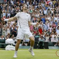 Murray, Farah knighted in New Year's Honors List