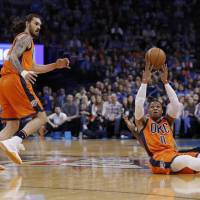 Westbrook notches another triple-double