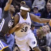 Grizzlies dominate Warriors for sixth straight victory