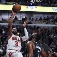 Mirotic gives Bulls spark in victory over Pacers