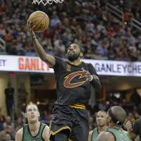 Cavaliers fend off late rally by Celtics