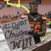 Browns fall to 0-13, near infamous mark
