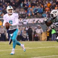 Dolphins dominate on both sides of ball in win against Jets