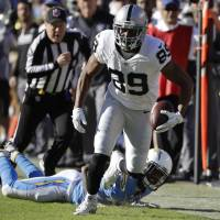 Resurgent Raiders lead Pro Bowl picks