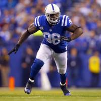 Colts' Mathis to retire after season finale