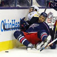 Blue Jackets rack up 13th straight victory