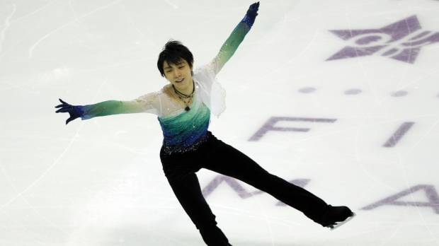 Hanyu wins Grand Prix Final for fourth straight year