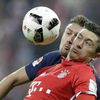 Bayern makes short work of Leipzig