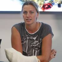Kvitova on mend after attack